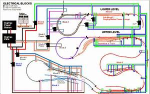 Train Toy Model Train Wiring Diagrams