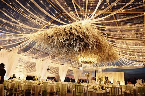 wedding trends hanging wedding decor part 2 belle the magazine