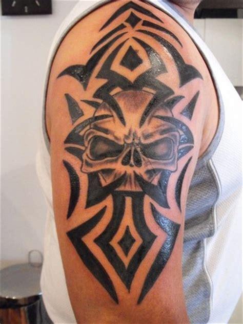 awesome tribal arm tattoos