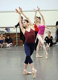 kathryn newton workout city ballet apprentices dance report new york times