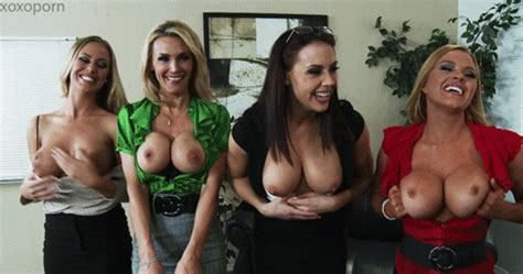4 Pairs Of Juicy Big Milf Tits Boobs Flash Pics Flashing