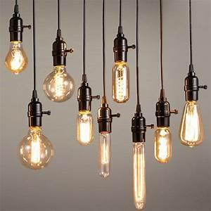 Glühlampe Als Lampe : details zu vintage 40w edison gl hbirne e27 e14 lampe filament antik nostalgie licht birne in ~ Markanthonyermac.com Haus und Dekorationen