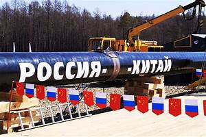 The Strengthening of Russia-China relations   New Eastern ...