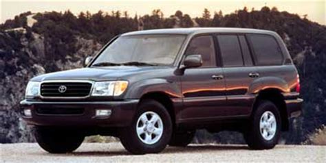 toyota land cruiser page  review  car connection