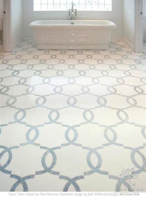 classic mosaic bathroom floor new ravenna mosaics