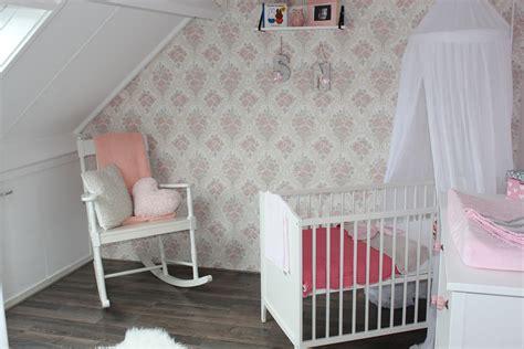 kleine babykamer meisje babykamer roomtour