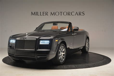 New 2016 Rolls-royce Phantom Drophead Coupe Bespoke