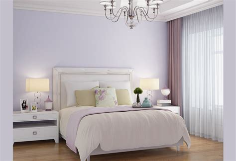 textured plain lilac pale purple wallpaper baby girls room