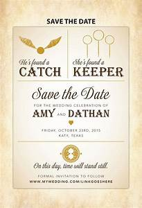 25 diy save the dates ideas to remember the most historic With harry potter wedding invitations diy