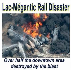 Post Lac-Mégantic rail disaster safety measures ...