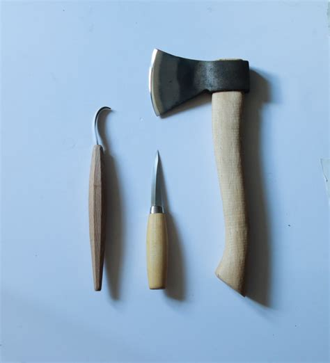robin wood carving axe wood tools