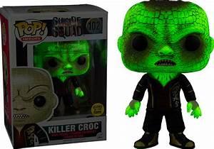 Killer Croc Glow in the Dark Pop! Vinyl Figure   Suicide ...  Pop