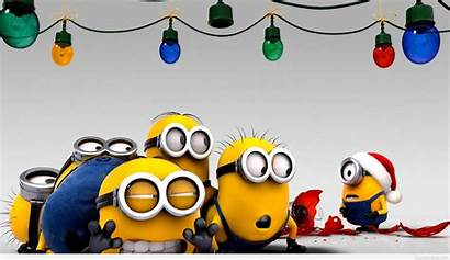 Christmas Minions Merry Funny Sayings Decorating Messages