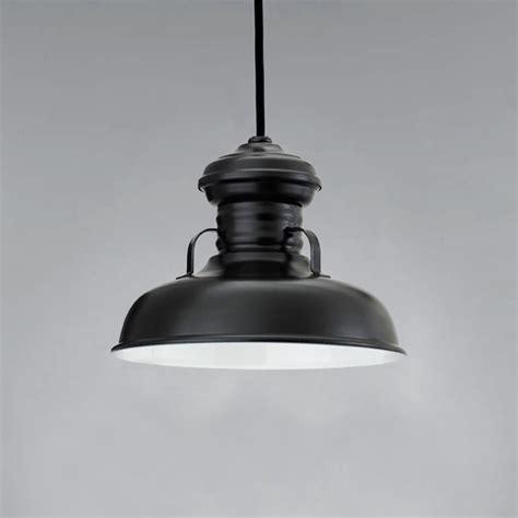 vintage light pendants 6 quot w x 5 quot h mini prairie barn pendant light vintage 3239