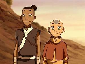Avatar The Last Airbender Images Aang And Sokka Wallpaper