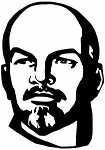 Imagenes Sin Copyright: Cabeza de Lenin mirando al frente