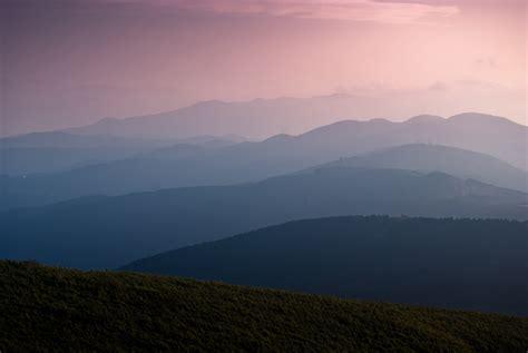 izu peninsula mountain sunset photo  peter nguyen