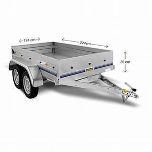 Alarme Voiture Norauto : remorque 2 essieux 500 kg norauto nor 2300 ~ Melissatoandfro.com Idées de Décoration
