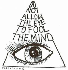 anti illuminati, eye, life, mind, quotes - image #423585 ...