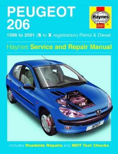 peugeot  petrol diesel   haynes service repair
