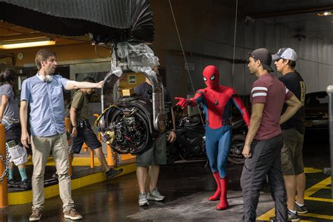 spider man homecoming images bleeding cool news