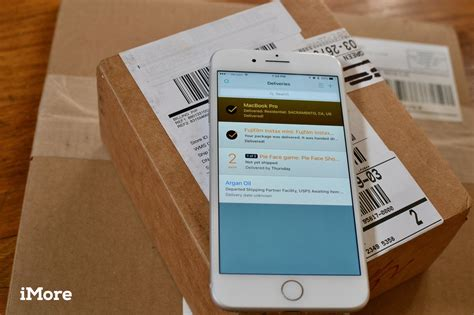 how to track your iphone best package tracking apps for iphone and imore