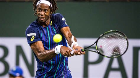 Born 1 september 1986) is a french professional tennis player. Tennis | Tennis : Gaël Monfils affiche sa satisfaction ...