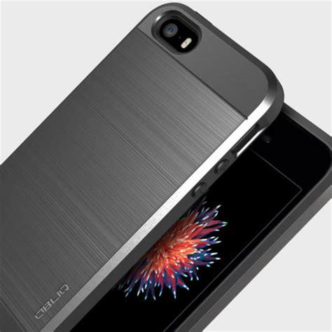 obliq slim meta iphone se titanium silver
