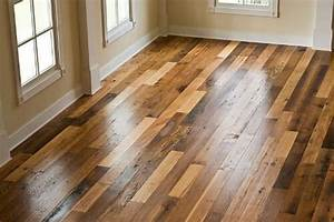 You asked i answered our reclaimed barn wood floors for Different width hardwood flooring