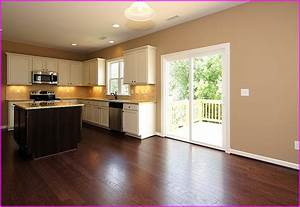 wall colors for kitchen with dark brown cabinets 745