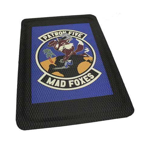 Anti Fatigue Custom Logo Mats are Custom Floor Mats by