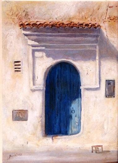 peintre marocain artmaniepeinture