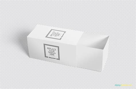 Flying dl flyer free mockup to showcase your stationery in an unusual style. 3 Free Cardboard Drawer Box Mockups | ZippyPixels