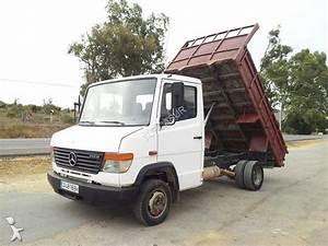 Camion Occasion Mercedes : photos camion mercedes benne mercedes 512 occasion 593014 ~ Gottalentnigeria.com Avis de Voitures