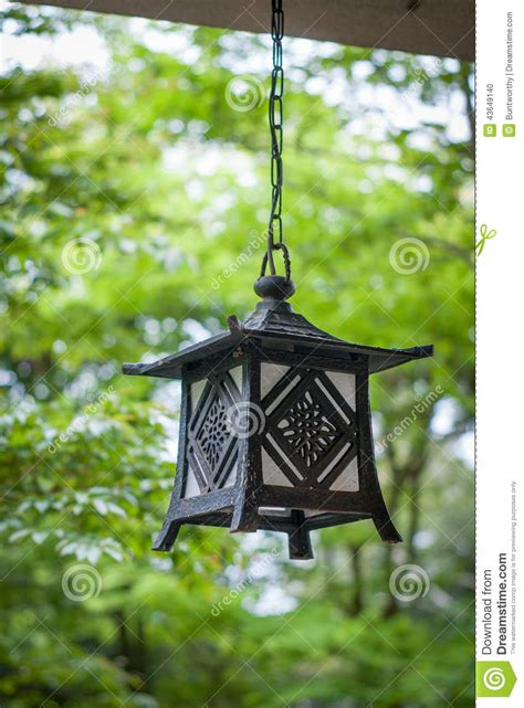 lanterne japonaise de jardin photo stock image du lanterne architecture 43649140