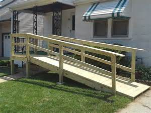 Wheelchair Ramps for Homes Inside