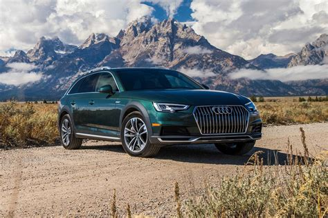 2018 Audi A4 Allroad Pricing  For Sale Edmunds