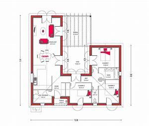 plan de maison avec patio interieur perfect foire de With plan de maison avec patio interieur