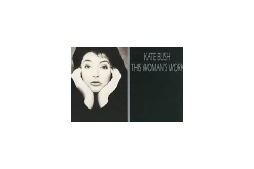 kate bush this woman's work mp3 download