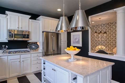 silestone white storm kitchen contemporary with checkered