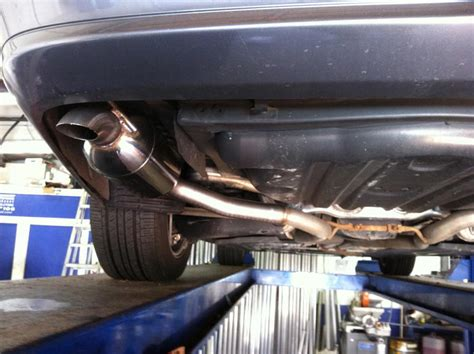 cdi exhaust restriction reduction page  mercedes