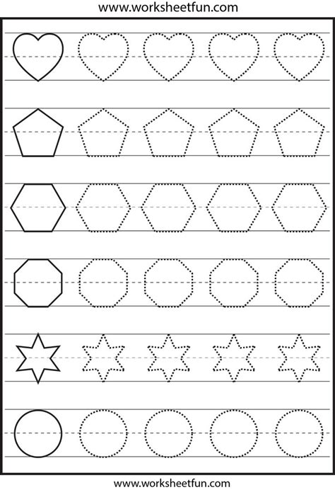 Shapetracing3png (1324×1936)  Printables To Laminate For Shoeboxes  Pinterest Worksheets