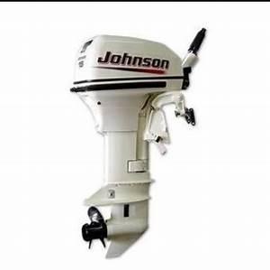 2007 Johnson Evinrude Outboard 2 Hp 4
