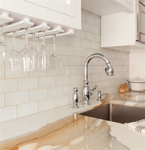white tile backsplash kitchen dining backsplash ideas for white themed