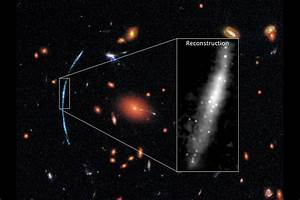 NASA's Hubble Space Telescope spots Clumps of New Stars in ...
