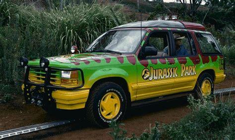 jurassic park tour car tour vehicles park pedia jurassic park dinosaurs