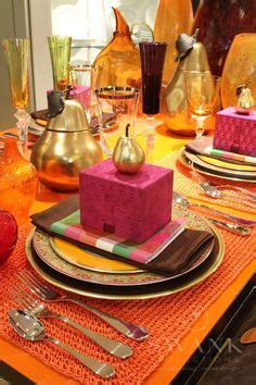 colorful luau wedding reception decoration ideas