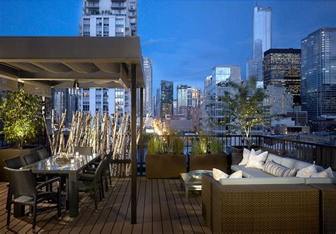 best outdoor patios chicago river roof stage contemporary patio chicago