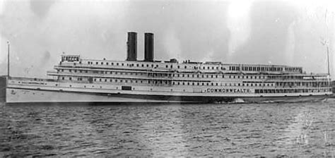 Where Are Heyday Boats Made by Fall River Line History Ships Cruising The Past