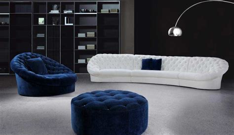 unique blue sofa set 9 blue and white sofa sets